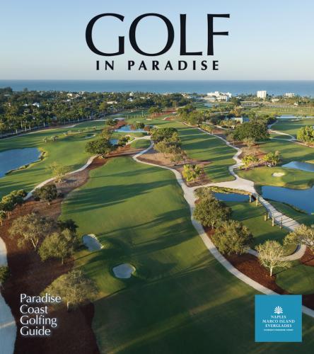 Naples 2018 Golf Guide